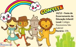 Convite Infantil!